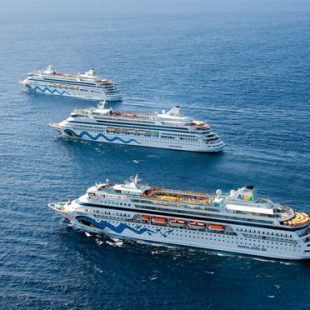 AIDA Cruises hajók
