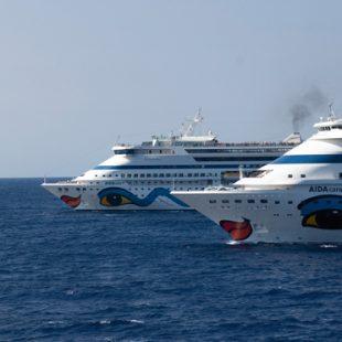 AIDA Cruises hajó