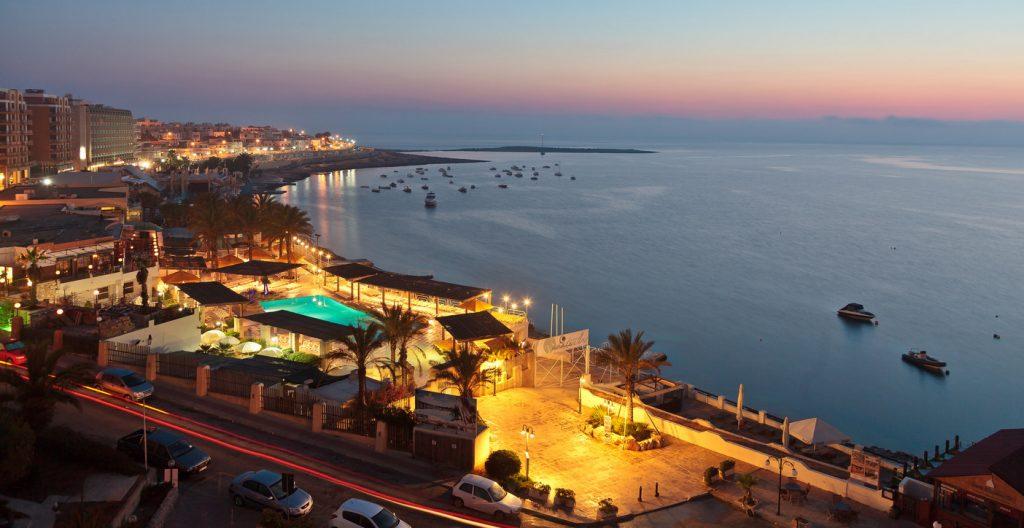 Qawra-Malta