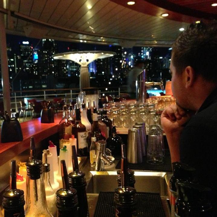 AIDA hajós beszámoló barchef Deák Hunor